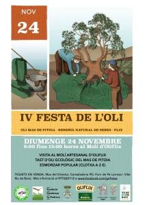 cartell IVFestaOliPitoia